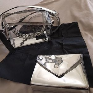 ab18bd7ab9 Kendall   Kylie Bags -  LAST 1!  NWT Kendall + Kylie Lucy Clear